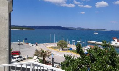 Apartmány Drago - apartments in the center: SA1(2), A2(2+3), A3(4+1) Biograd - Riviéra Biograd