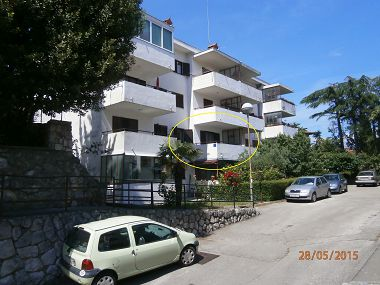 Apartmány Wish - 150m from the sea A1(2+2) Lovran - Kvarner